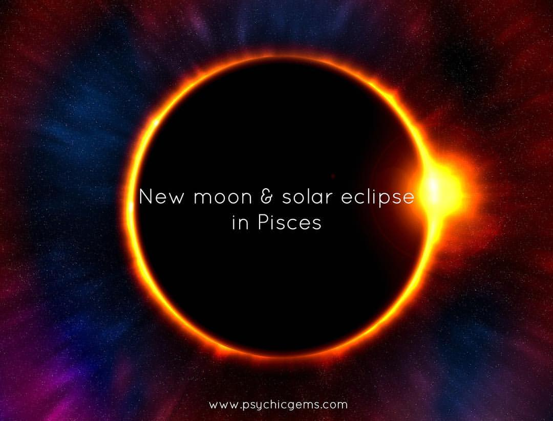 Blog Post 1 New Moon And Solar Eclipse